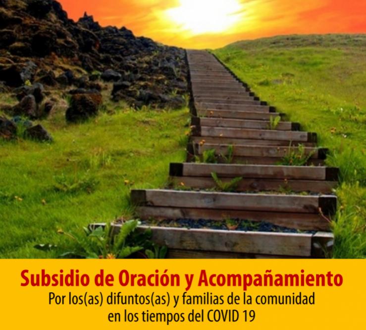 Subsidio de oración por los difuntos