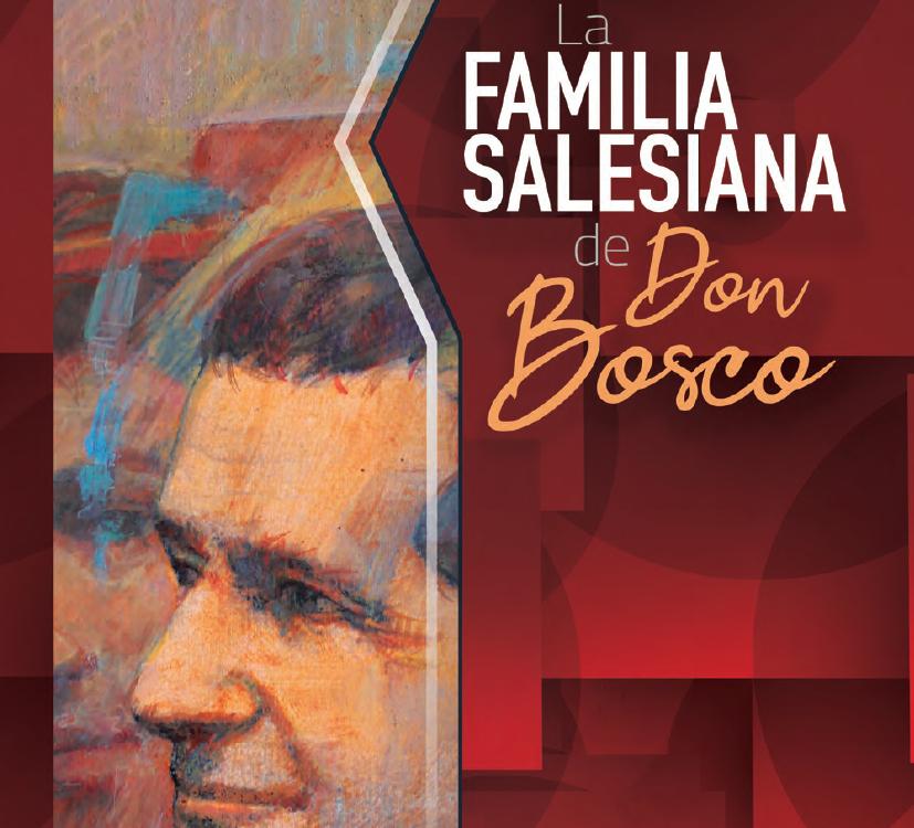 La Familia Salesiana - libro