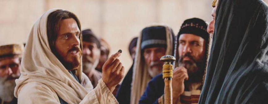 Marcos 12, 13-17: Den al César lo que es del César, y a Dios lo ...