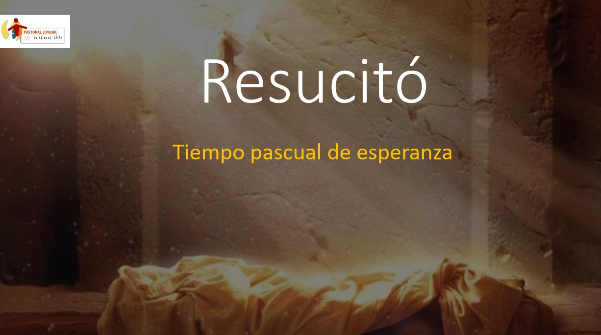 Orar en Pascua