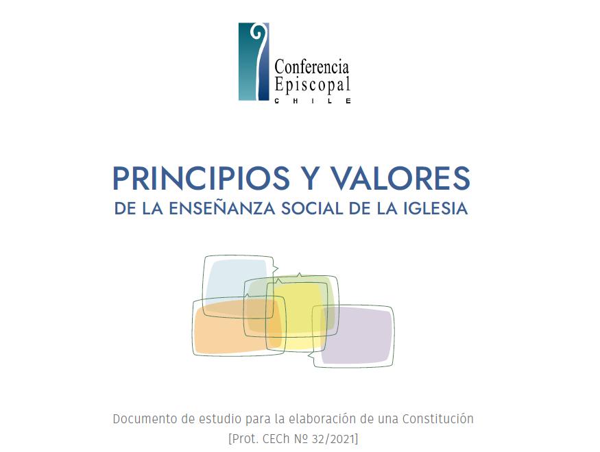 Portada principios y valores