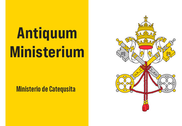 catequista ministerio