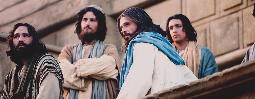 Jesús escuchando